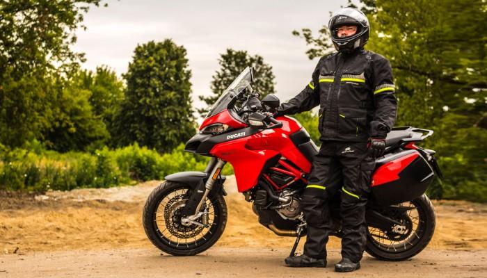 Nowe czy używane? 5 ważnych rzeczy na temat motocyklowej odzieży