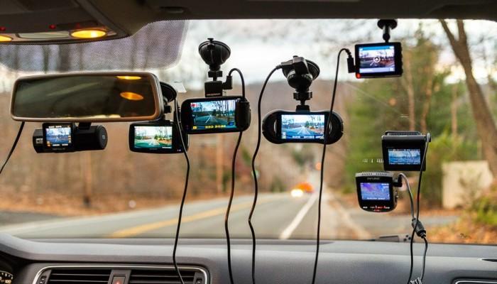kamerki samochodowe z