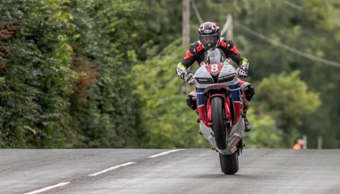 Krystian Paluch zakwalifikował się do Senior Manx Grand Prix na Isle of Man!