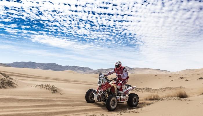Atacama Rally - pustynny labirynt pełen pułapek
