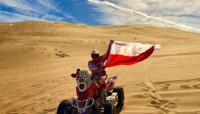 Rafał Sonik zdobywa Puchar Świata na Atacama Rally!