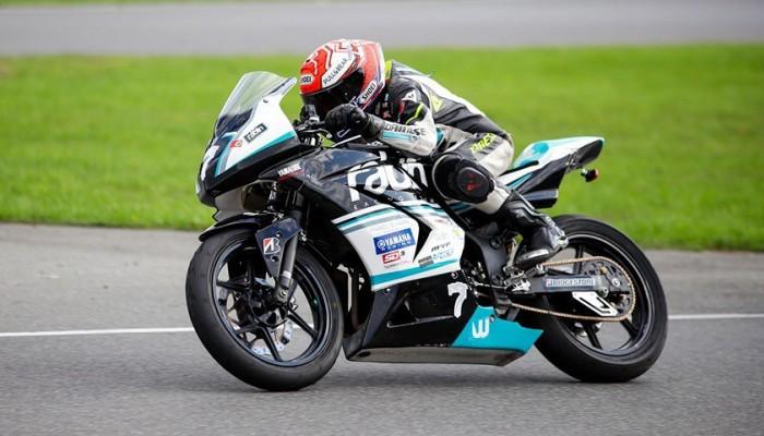Nowa siła! Mateusz Molik na podium klasyfikacji generalnej Pucharu Polski Sport 250
