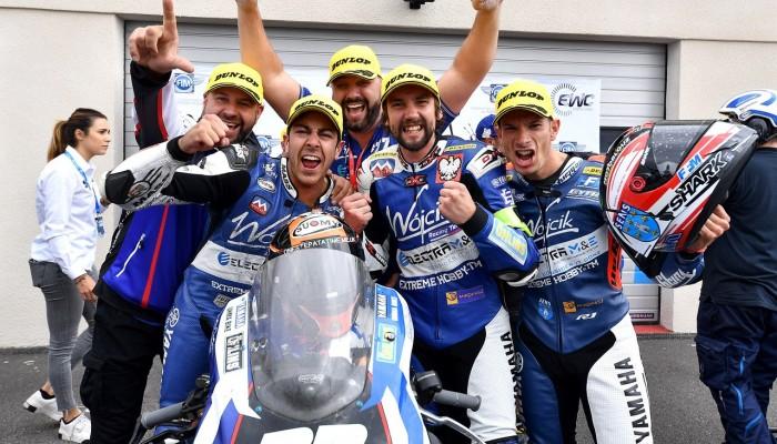 Polski Wójcik Racing Team pisze historię! Przełomowy sukces w mistrzostwach świata