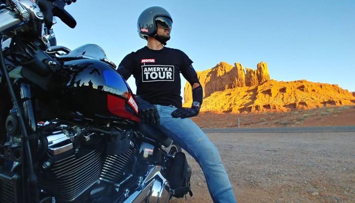 Motul Ameryka Tour zawitał do Nowego Meksyku w USA! [VIDEO]