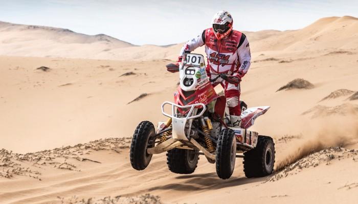 Rusza Rajd Maroka, Sonik zrówna się z Loebem i Rossim