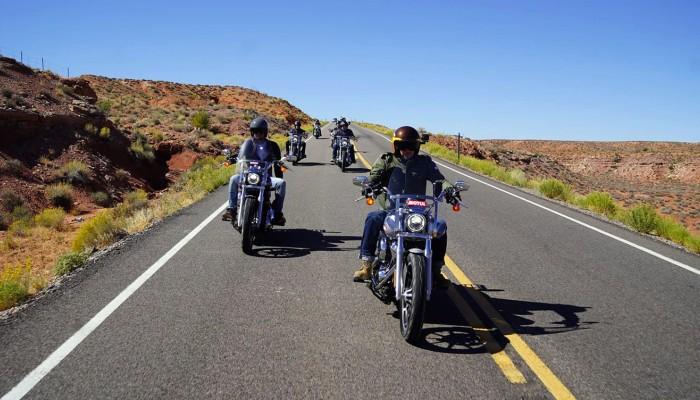 Motul Ameryka Tour w drodze przez Kolorado! [FILM]