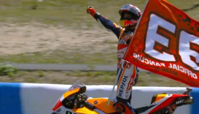 GP Tajlandii: Marc Marquez po raz ósmy mistrzem świata! [RELACJA]