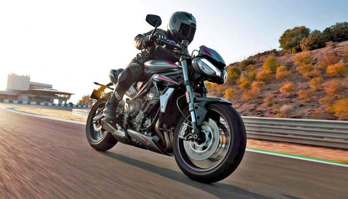New Street Triple RS Dynamic 2 z