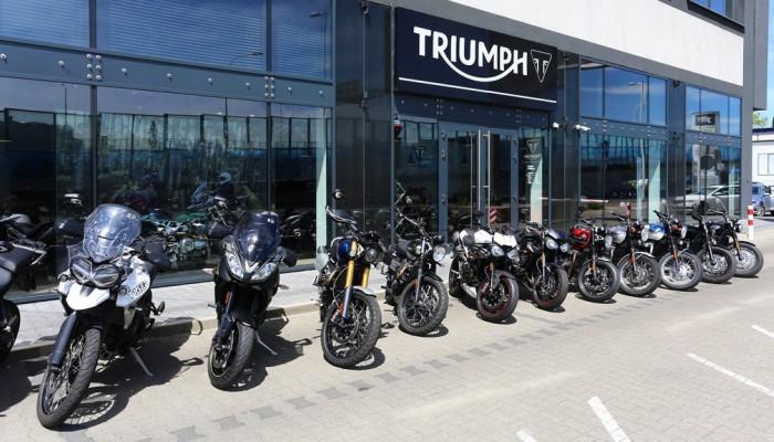 Handlowe środy w salonie Triumph Warszawa. To już ostatnia okazja!