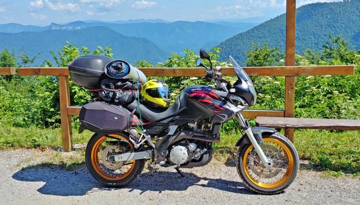 Wśród gajów oliwnych i winnic. Samotna wyprawa motocyklem do Chorwacji