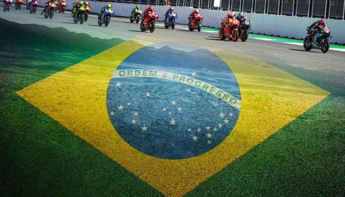 Motocyklowy karnawał w Rio - MotoGP wraca do Brazylii!