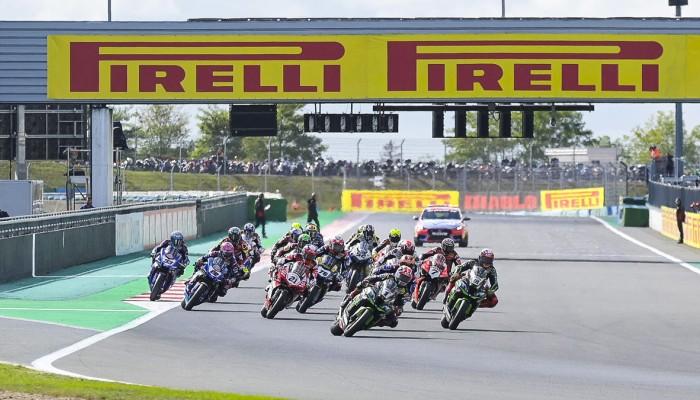 Pirelli oficjalnym dostawcą opon dla WSBK do roku 2023