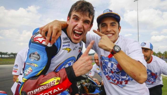 GP Malezji: triumf Vinalesa, Alex Marquez mistrzem świata Moto2 [RELACJA]