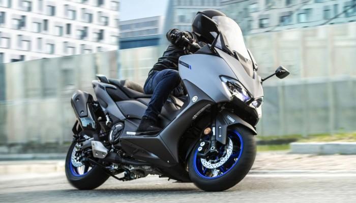 2020 Yamaha TMAX 560. Opis. Dane techniczne