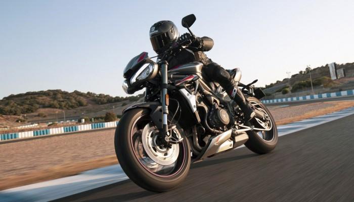 Triumph Street Triple RS 2020 - opis i dane techniczne