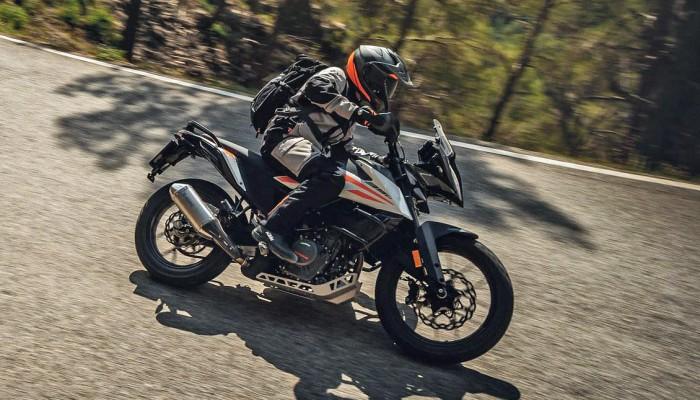 2020 KTM 390 Adventure. Opis, dane techniczne
