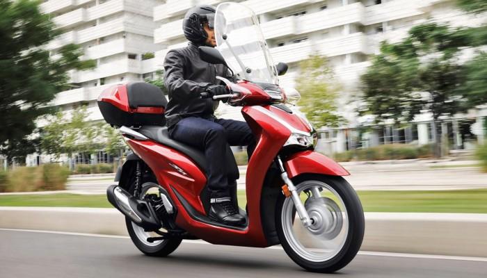 Honda SH125i 2020 - opis i dane techniczne