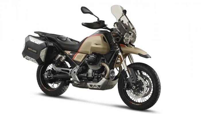 2020 Moto Guzzi V85 TT Travel. Opis, zdjęcia