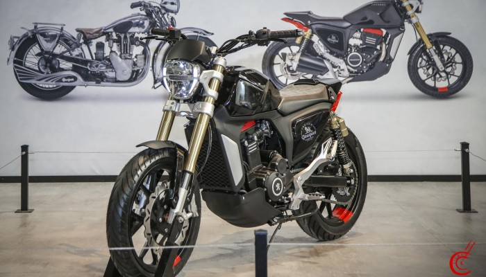 Peugeot motocykl z