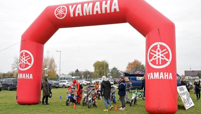 Fabryka Mistrzow zawody Yamaha z