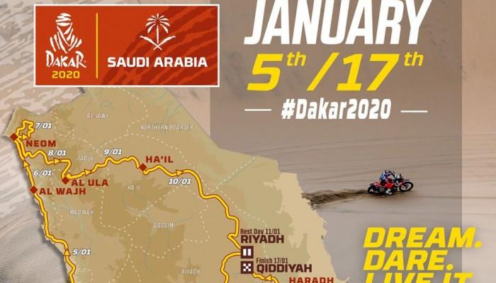 Dakar 2020 z