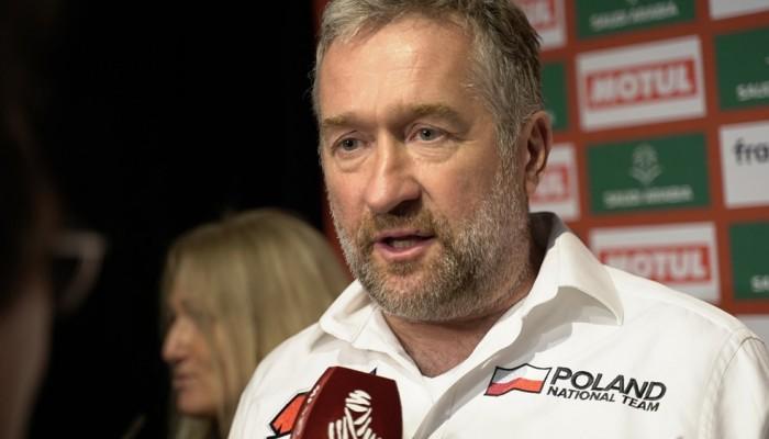 Rafał Sonik: Dakar 2020 będzie ekscytującym wyzwaniem