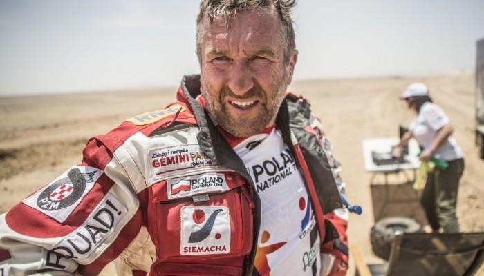 Rafał Sonik: Dakar jest sQUADową sukcesu, do którego dążę