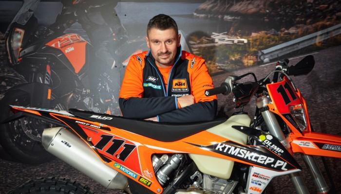 Łukasz Kurowski w sezonie 2020 na KTM!