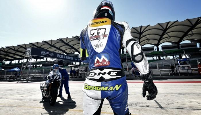 Wójcik Racing Team potwierdza udział Bergmana w mistrzostwach świata WorldSSP 2020