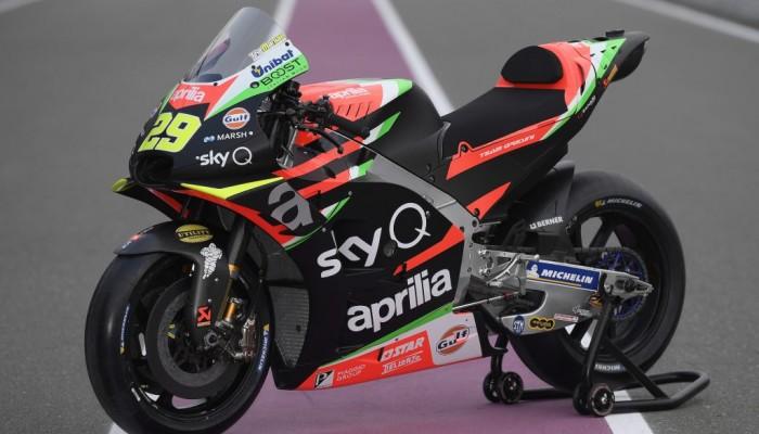 MotoGP: Aprilia szuka potencjalnego zastępcy Iannone. Powrót Abrahama?
