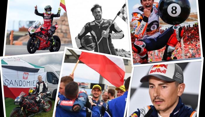 Najważniejsze wydarzenia w wyścigach motocyklowych w 2019 roku [PODSUMOWANIE]
