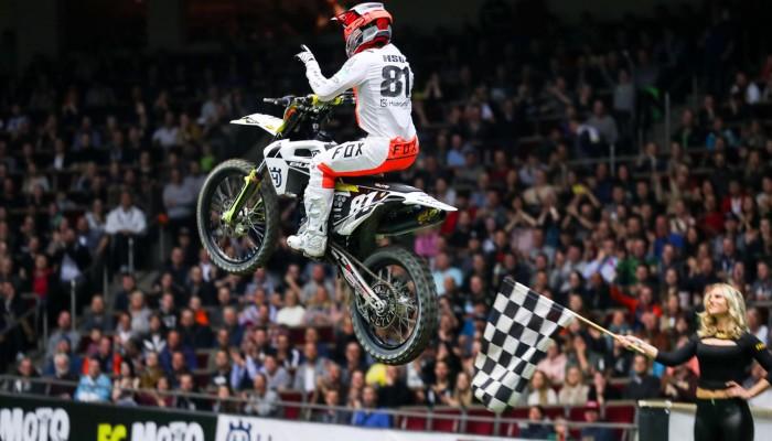 ADAC Supercross: liderzy pucharu zawiedli