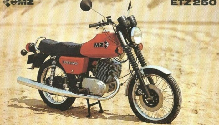MZ ETZ 250/ 251. Historia, typowe usterki, ceny