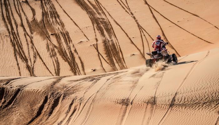 Rafał Sonik: na taki etap Dakaru czekałem