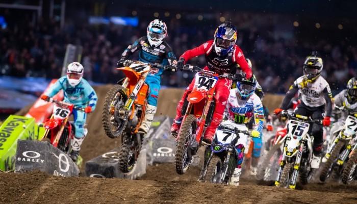 AMA Supercross: wyniki drugiego starcia w Anaheim