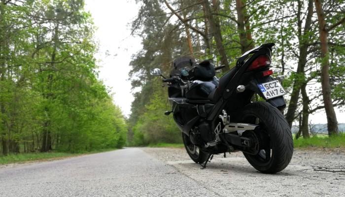 Gdzie motocyklem na weekend? 7 tras motocyklowych w Polsce na początek sezonu
