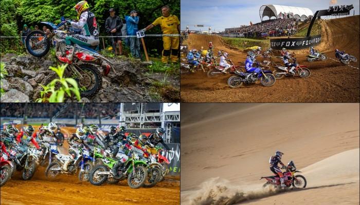 Kolejne zmiany w kalendarzu MXGP, MŚ Enduro, MŚ Cross Country i Supercross