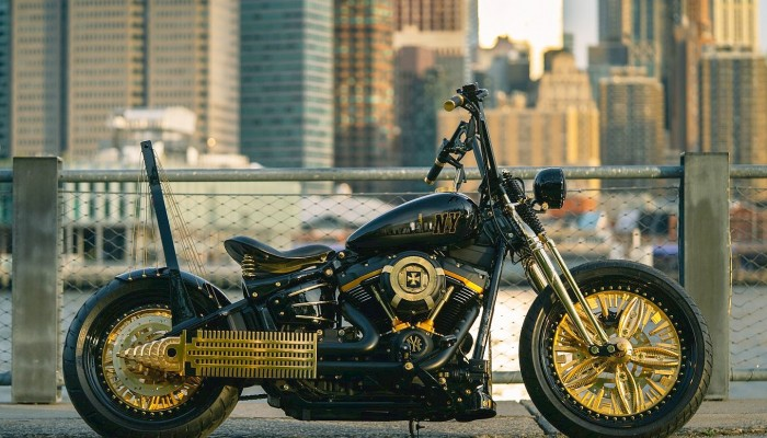 New York - Rzeszów custom bike od Game Over Cycles wygrywa Daytona Bike Week!