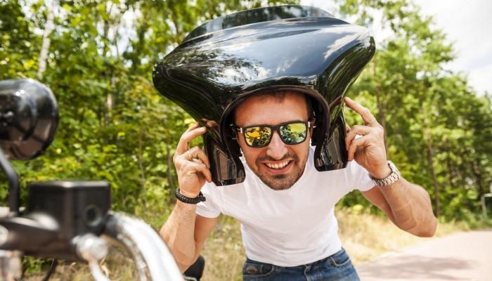 7 wyłącznie pozytywnych wiadomości dla motocyklisty