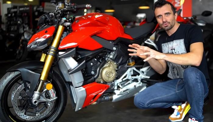 Streetfighter V4 i dwa nowe Panigale, czyli Ducati na rok 2020 [FILM]