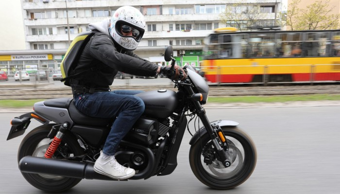 Apelujemy: jedź motocyklem!