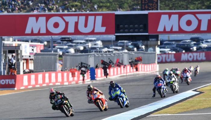 Darmowe archiwum transmisji wszystkich wyścigów MotoGP na czas kwarantanny!