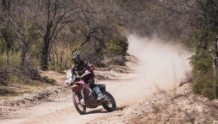 Ricky Brabec po raz trzeci wygrywa Sonora Rally