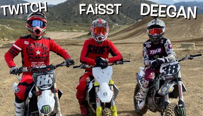 Deegan, Faisst i Twitch na torze Pala [VIDEO]