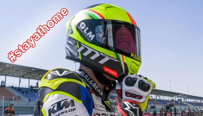 AsparTeamMoto3 01Qatar MT Helmets  z