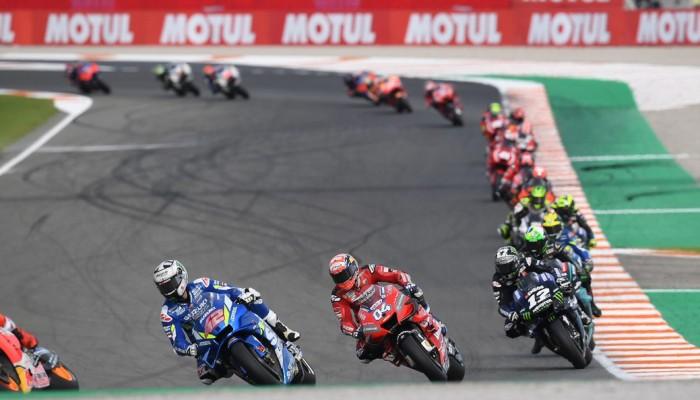 """MotoGP: Sezon skrócony o połowę? Szef Dorny """"gotowy na drastyczne rozwiązania"""