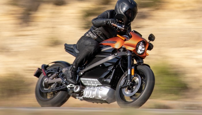 1723 km w 24 godziny Harleyem Livewire - nowy rekord świata!