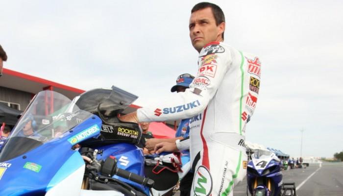 Wielokrotny mistrz amerykańskich superbike