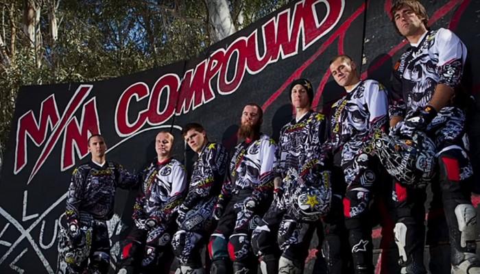 Motocrossowe kino online: Metal Mulisha