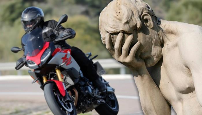 Motocykl - niezwykle niebezpieczny? Bzdurny artykuł na Interii [FELIETON]